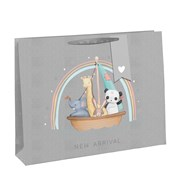 Baby Shopper Gift Bag With Card (28875-6C)
