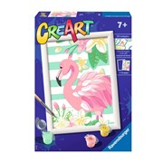 Ravensburger Creart Paint by Numbers - Think Pink (28929)