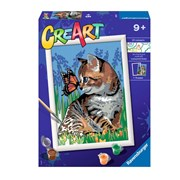 Ravensburger Creart Paint by Numbers - Best Friends (28935)