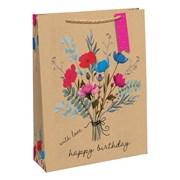 Kraft Boutique Gift Bag Medium (28950-3C)