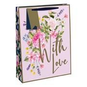 With Love Gift Bag Medium (29826-3C)