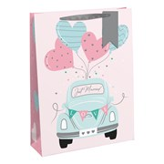 Just Married Gift Bag Large (29847-2C)