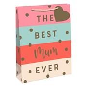 Best Mum Gift Bag P/fume (30027-9C)