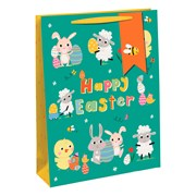 Happy Easter Gift Bag Large (30087-2WC)
