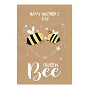 Mothers Day Card Queen Bee (30150-C)