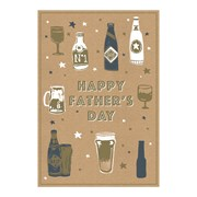 Fathers Day Poppet Card (30153-C)