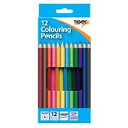 Colouring Pencils Hang Pack 12 (301679)