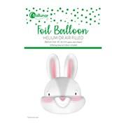 Easter Bunny Foil Balloon (30204-E2C)