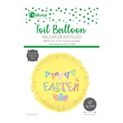 Easter Foil Balloon (30213-E5C)