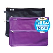 Tiger Double Zip Travel Tuff Bag (302158)