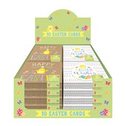 Cute Easter Cards 10s (30222-C)