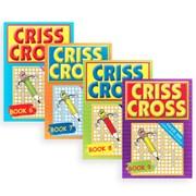 Criss Cross Puzzle Books A5 (3025)
