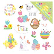 Easter Puffy Stickers (30252-PSC)