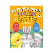 Easter Activity Sticker Book (30255-ACTC)