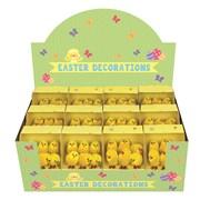 6pce Yellow Chicks Cdu (30264-CHIC)