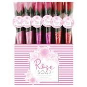 Soap Rose In Acetate Tube (30309-ROSC)