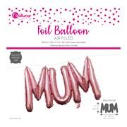 Mum Pink Foil Balloon (30339-MUMC)