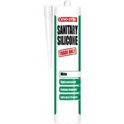 Evo-stik Sanitary Silicone White (30812745)