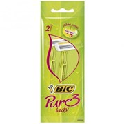 Bic Pure 3 Sensitive Shaver 2s (889702)