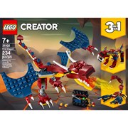 Lego® Creator Fire Dragon (31102)