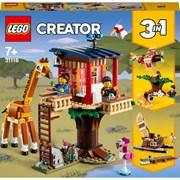 Lego® Creator Safari Wildlife Tree House (31116)