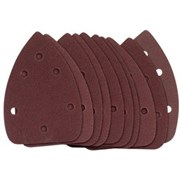Draper Tri-palm Sanding Pads Assorted 10s (31977)
