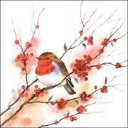 Ambiente Napkin Birdy Robin (33304435)
