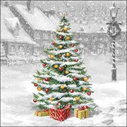 Ambiente Napkin Tree On Square (33312310)