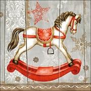 Ambiente Napkin Rocking Horse (33314735)
