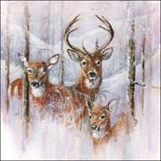 Ambiente Napkin Wilderness Stag (33315305)