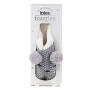Totes Isotoner Novelty Footie Bear (3380FBEA)
