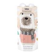 Totes Isotoner Novelty Supersoft Socks Bear (3403FBEA)