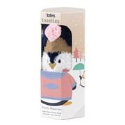 Totes Isotoner Novelty Supersoft Socks Penguin (3403FPEN)