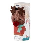 Totes Isotoner Novelty Supersoft Socks Reindeer (3403FREI)
