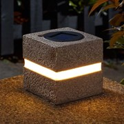 Smart Solar Cube Light Warm White 3l (1004048)
