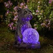 Smart Solar Solar Light Mystic Dog (1020923)