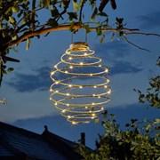 Smart Solar Mega Spiral Light - Warm White (1080819)