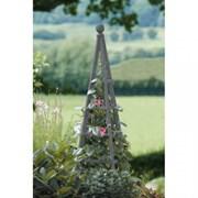 Smart Garden Large Woodland Obelisk - Slate 1.9m (4052002)