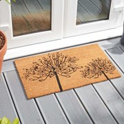 Smart Garden Lily Of The Nile Doormat 45x75 (5511114)