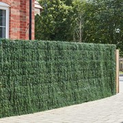 Smart Solar Faux Grass Screen 100 x 300cm (5604200)