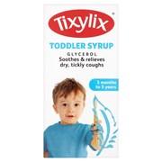 Tixylix Toddler Syrup 100ml (3474939)