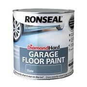 Ronseal Garage Floor Paint Slate 2.5lt (35761)