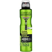 Loreal Men Expert Clean Power Deo Spray 250ml (211890)
