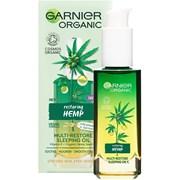 Garnier Organic Restoring Hemp Sleep Oil 30ml (361385)