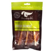 The Dog Deli Dog Deli Chicken Skewers 100g (36045)