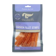 The Dog Deli Dog Deli Chicken Fillet Strips 100g (36214)