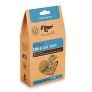 The Dog Deli Dog Deli Wellness Skin & Coat Treats 165g (36221)