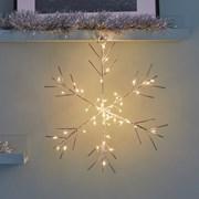 Three Kings Sparkly Snowflake Silhouette (2512052)