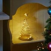 Three Kings Spiralite Tree Gold (2515015)