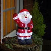 Three Kings Inlit Ice Santa (2515016)